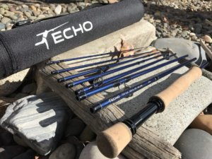 best travel fly fishing rod echo