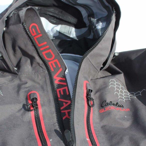 cabelas guidewear advance parka review