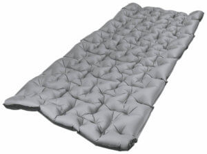 This best sleeping pad image shows the Cabela's Ultralight Air Pad.