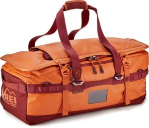 This image shows the REI Co-op Big Haul 60 Duffel bag.