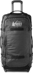 "This photo shows the REI Co-op Big Haul Rolling Duffel - 30""."