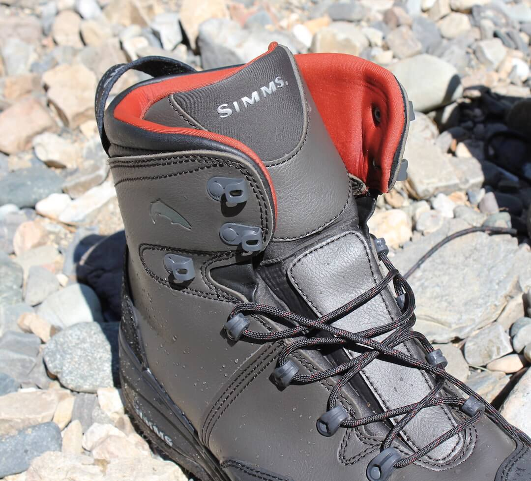 Simms Freestone Wading Boot Review Tops Man Makes Fire