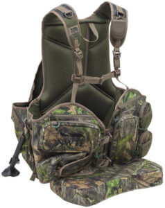 this hunting gift photo shows the alps outdoorz grand slam turkey vest for turkey hunters