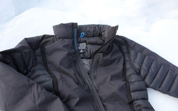 This photo shows the front of the KÜHL Firestorm Down Jacket.