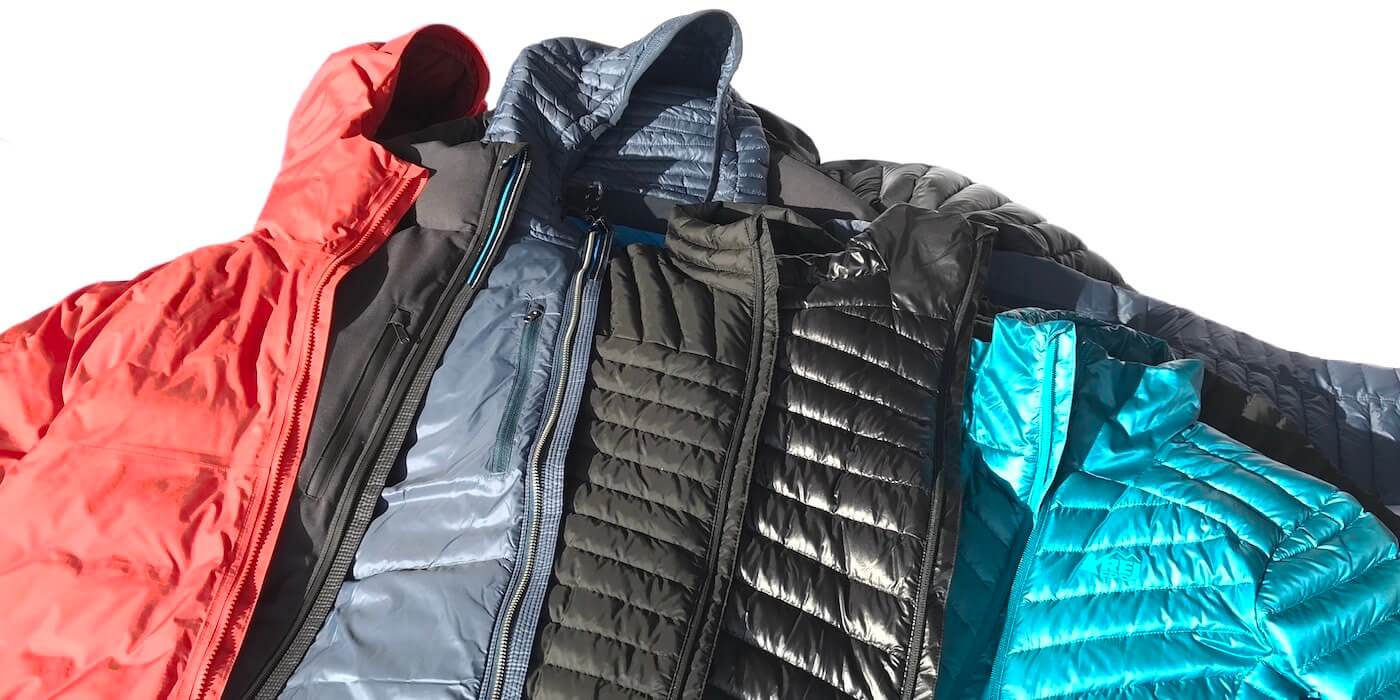 816e0ffdc7f This photos shows multiple best down jackets together including the REI  Co-op Magma 850