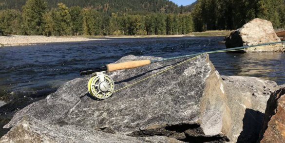 Cabela 39 s synch fly rod reel combo review man makes fire for Cabela s fishing poles