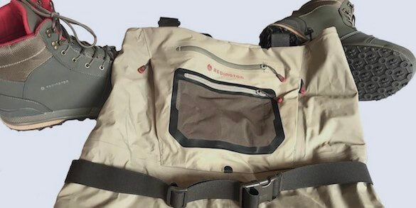 This image shows the Redington Sonic-Pro HD Wader.