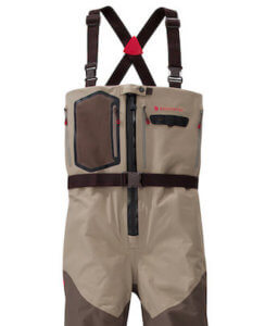 This image shows the top half of the Redington Sonic-Pro HDZ Wader.