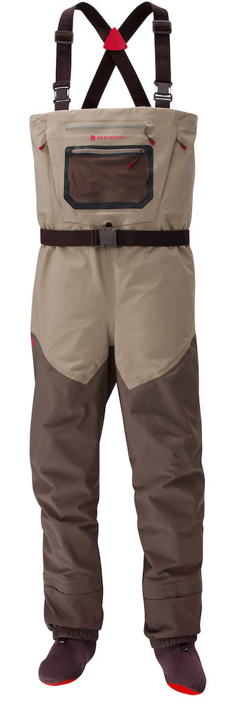 This shows a full length image of the Redington Sonic-Pro HD Waders on a white background.