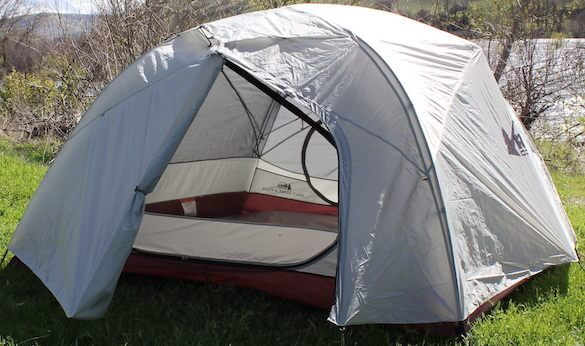best service 186db ae38f REI Co-op Half Dome 4 Plus Tent Review: 'Versatile' - Man ...