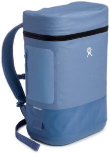 This photo shows the Hydro Flask 22 L Soft Cooler Pack.