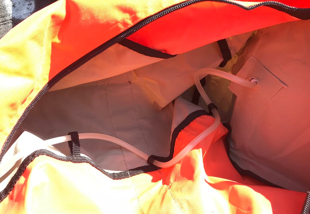 Scent Crusher Ozone Gear Bag Review - Man Makes Fire