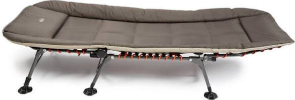 This best camping gear gift idea photo shows the REI Co-op Kingdom Cot 3 camping cot.