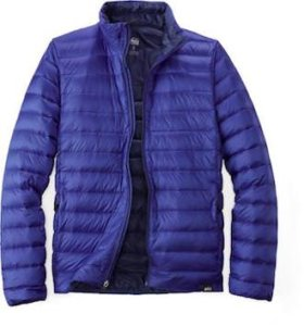 This best down jackets photo shows the REI Co-op 650 Down Jacket men's version.