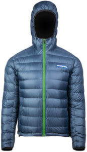 This best down jacket photo shows the Feathered Friends Eos Down Jacket.