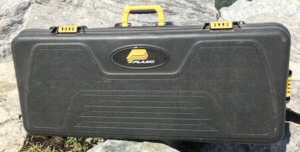 The best bowhunting gift idea photo shows the Plano Parallel Limb Hard Bow Case.