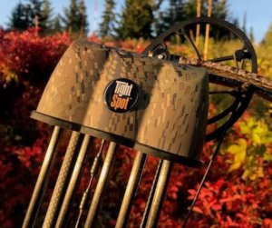 This bowhunting gift idea shows the TightSpot 5-Arrow Quiver.