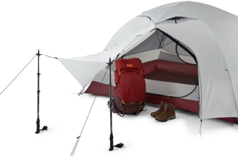 REI Co-op Half Dome 4 Plus Tent  sc 1 st  Man Makes Fire & 21 Best Family Camping Tents 2019 - Man Makes Fire