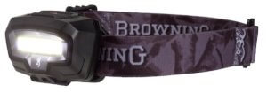 This hunting headlamp photo shows the Browning Night Gig Headlamp.
