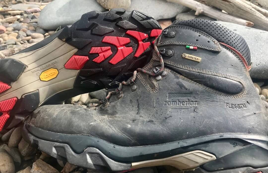 zamberlan gore tex hiking boots