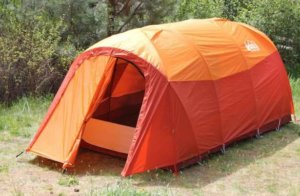 This camping gift idea photo shows the REI Co-op Kingdom 8 Tent.