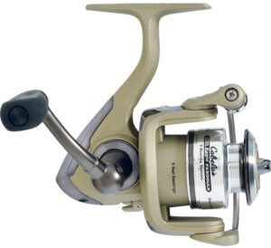 This fishing gift shows the Cabela's Fish Eagle Spinning Reel.