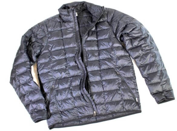 This photo shows the men's REI Co-op 650 Down Jacket 2.0.