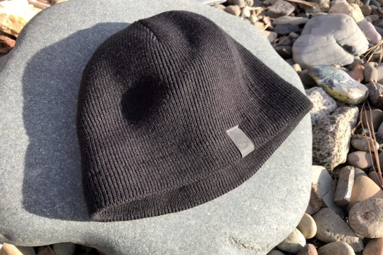 This photo shows the Showers Pass Crosspoint Waterproof Beanie.