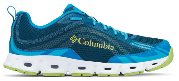 This best water shoe image shows the Columbia Drainmaker IV men's water shoe.