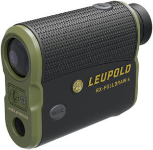 This bowhunting gift idea photo shows the Leupold RX FullDraw 4 Rangefinder.