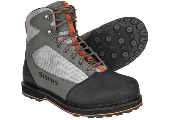 This photo shows the men's Simms Tributary Wading Boot.