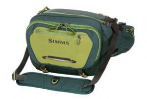 This photo shows the Simms Freestone Fishing Hip Pack.