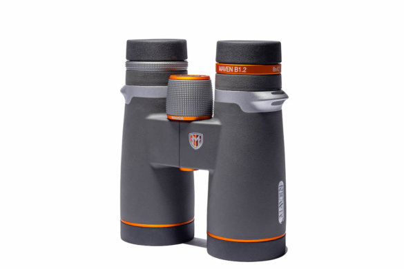 This photo shows the 8x42 version of the new Maven B1.2 Binoculars.