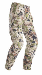 This photo shows the Sitka Apex Pant.
